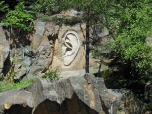Das Ohr des Spitzels